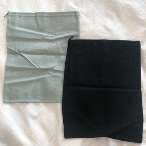 Giuseppe Zanotti Bags - Authentic Giuseppe Zanotti Dust Bags (Set of 2)